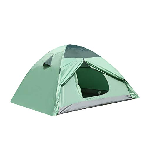 sowin automatic pop up family camping tent