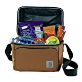 Carhartt Deluxe Dual Compartment Insulated Lunch Cooler Bag, Carhartt...
