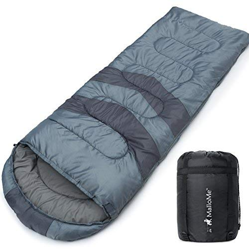 mallome 3 season camping sleeping bag