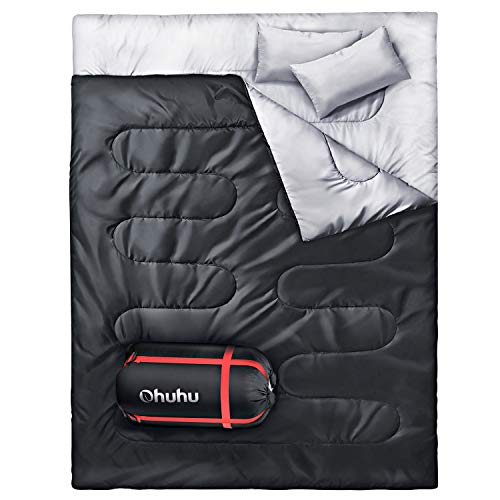 best ultralight double sleeping bag