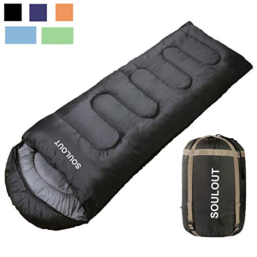 lightweight sleeping bag for camping