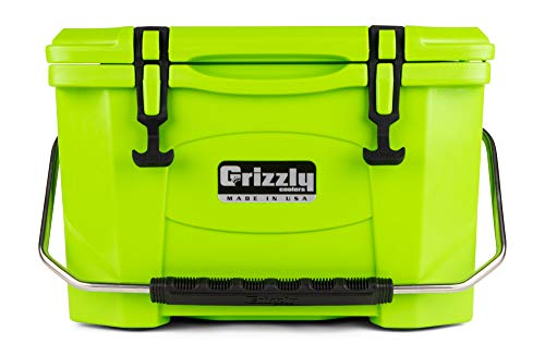 grizzly 20 qt cooler