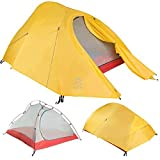 Bryce Ultralight Tent and Footprint - Perfect for Backpacking,...