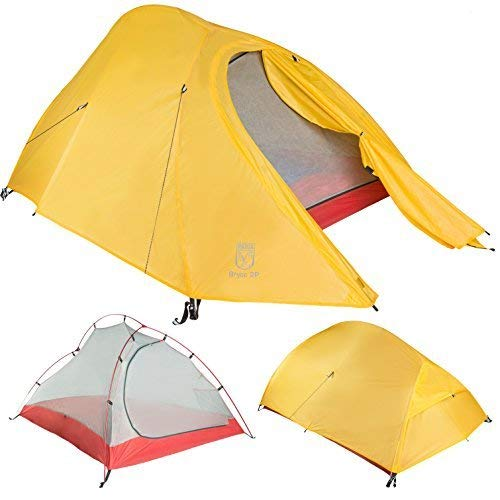 best tent for couple and dog