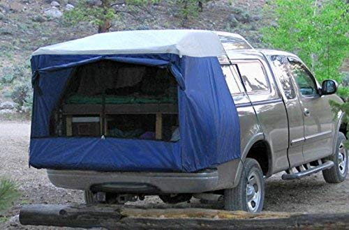 dac inc vehicle full size truck tent