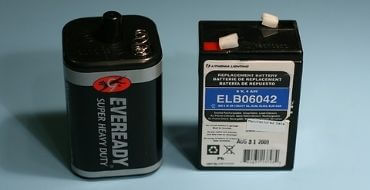 best 6 volt lantern batteries